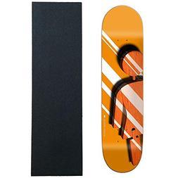 """Girl Skateboard Deck Mike Mo Shutter OG 8.125"""" with Grip"""