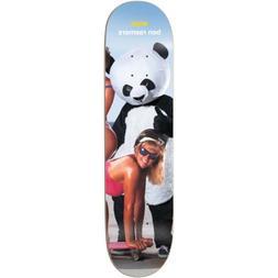 "Enjoi Skateboard Deck Slick Chicks Raemers 8.5"""