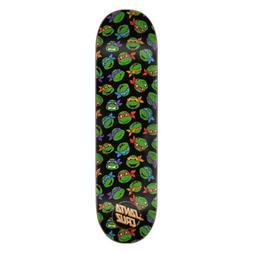 Santa Cruz Skateboard Deck Teenage Mutant Ninja Turtles Allo