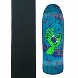 Santa Cruz Skateboard Deck Wall Hand Preissue Old School Sha