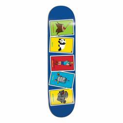 """Enjoi Skateboard Deck Wallin La Loteria 2 8.5"""""""
