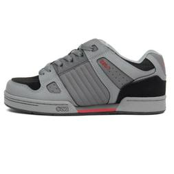DVS Skateboard Shoes Celsius Charcoal/Grey/Red - BRAND NEW I