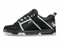 DVS Skateboard Shoes Comanche Black/White - BRAND NEW IN BOX