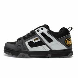 DVS Skateboard Shoes Comanche White/Charcoal