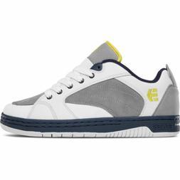 Etnies Skateboard Shoes Czar White/Grey/Navy