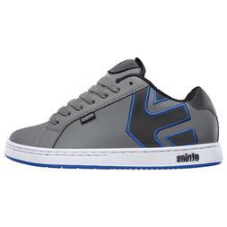 Etnies Skateboard Shoes Fader Grey/Royal Mens