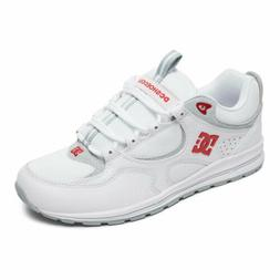 DC Skateboard Shoes Kalis Lite White/Red - BRAND NEW IN THE