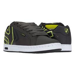Etnies Skateboard Shoes Metal Mulisha Fader Dark Grey/Black