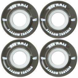 skateboard wheels 55mm 83a soft cruiser filmer