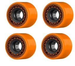 Bones Skateboard Wheels Rough Riders Tank All Terrain Orange