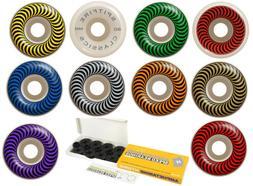 Spitfire Skateboard Wheels with Hybrid Ceramic Bearings Clas