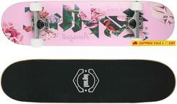 Amrgot Skateboards Pro 31 Inches Complete Skateboards For Te