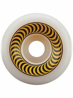 Spitfire OG Classics Wheels Set White Yellow 55mm/99d