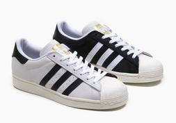 Adidas Superstar ADV Black White Two Tone Basketball Sneaker