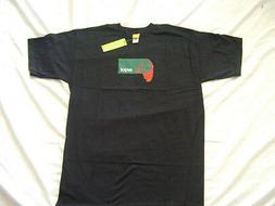 Enjoi Tartan Panda Logo Skateboard T-Shirt Black