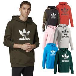 Adidas Originals Trefoil Men's Hoodie Hoody Sweater New